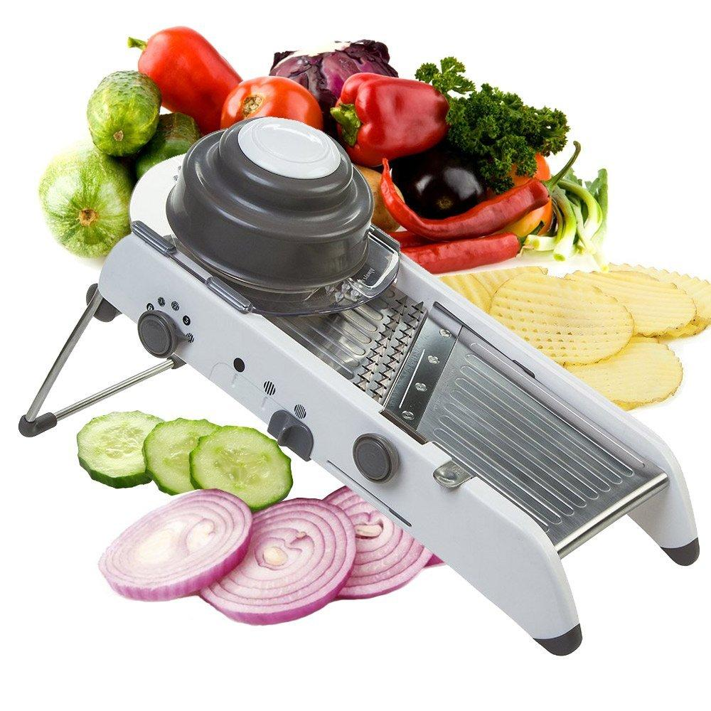 A Food Slicer Is Here To Safeguard Your Hands And Time!